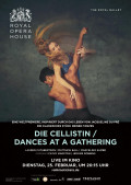 ROH: Die Cellistin / Dances at a Gathering (Marsten & Scarlett)(2020)